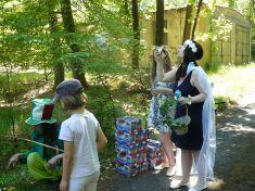 Den dětí - Pohádkový les