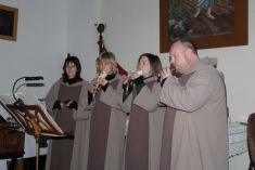 Charitativní koncert v kapli