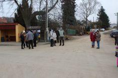 Libečovské vánoční sousedské setkání