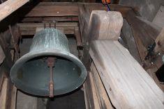 Svěcení nového zvonu
