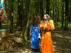 Pohádkový les 28.5.2016