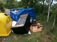 Odpady červen 2016