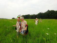 Indiáni v Chyňavě