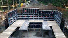 Oprava mostu 2016
